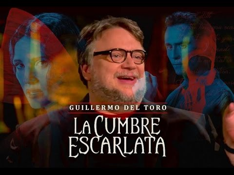 Guillermo Del Toro habla de La cumbre escarlata