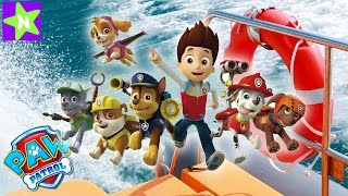 Щенячий патруль. новые мультики 2016 Paw Patrol cartoon  toys щенки спасают Эверест Воздух Щенки.