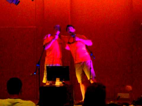 BGR 2011 Karaoke