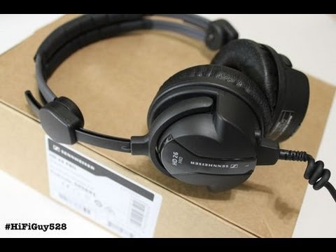 First Look: Sennheiser HD-26 Pro headphones