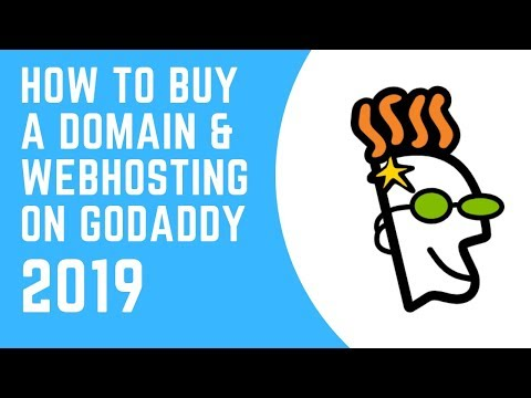 How to Buy a Domain Name and Web Hosting Package with GoDaddy 2019