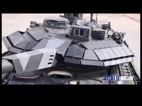 Иранский новый танк Каррар похож на т72