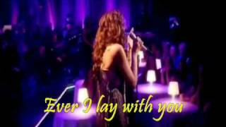 Roberta Flack, Celine Dion, Leona Lewis and Laarni Lozada - THE FIRST TIME EVER I SAW YOUR FACE