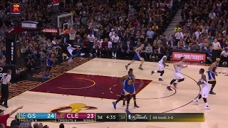 Quarter 1 One Box Video :Cavaliers Vs. Warriors, 6/6/2017
