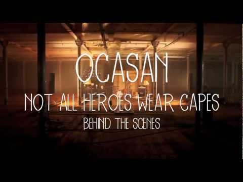 ocasan not all heroes wear capes
