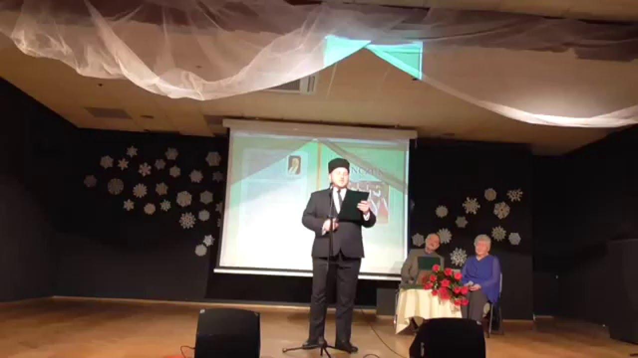Tatarski Zespół Dziecięco Młodzieżowy Buńczuk 2015 12 19 Wiersz Mój Koń Musy Czachorowskiego