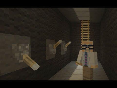 Building Stampys House 45 Secret Base Part 1 Youtube