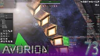 Catapult Battleship Build pt 4 | Avorion #73