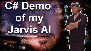 Jarvis virtual assistant - William Arends C# & .NET