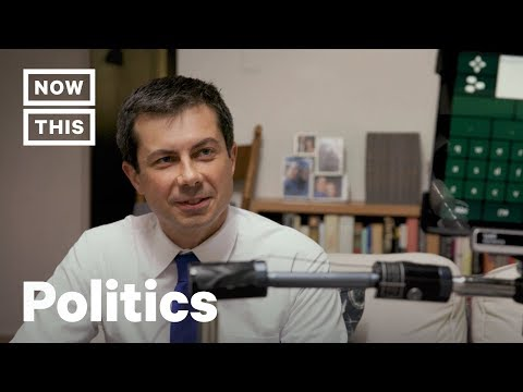 Pete Buttigieg Talks Fight for Health Care Justice With Ady Barkan | Uncovered | NowThis thumbnail