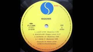 Burning Up [Original LP Version] - Madonna