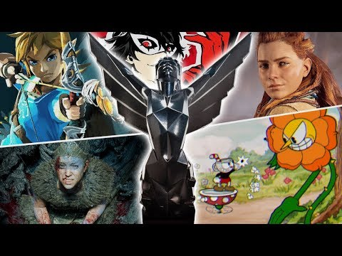 The Game Awards 2017: Who Should Win Each Category?