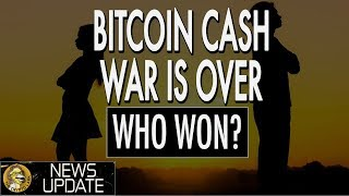 Bitcoin Cash Vs. Satoshi Vision - Hash War Over - Crypto Market Price Suffers