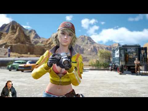 Google Stadia - Final Fantasy XV | My Second Play