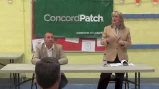 Merrimack County Commissioner Candidates asked about Reardon