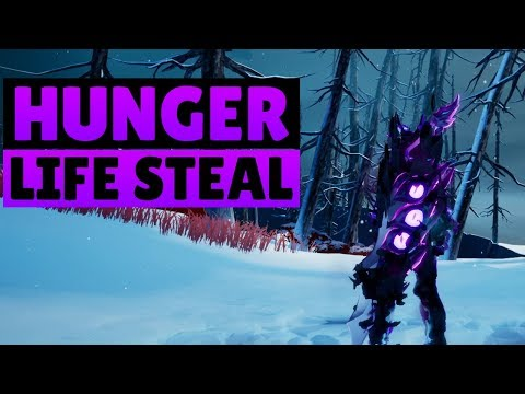 exotic-hunger-builds-|-2-life-steal-builds-|-dauntless-patch-0.6.8