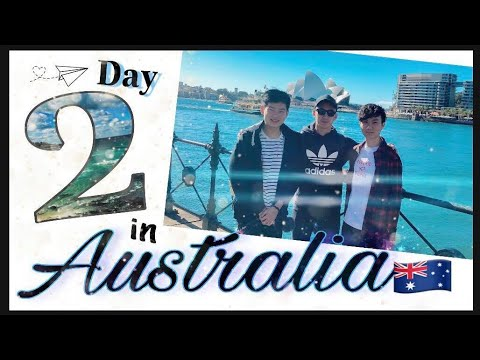 VLOG 33 | ĐI SYDNEY CÓ ĐÁNG KHÔNG? | Những điểm bạn phải đi khi đến Sydney | Du học New Zealand