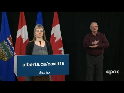 Alberta update on COVID-19 – June 3, 2020