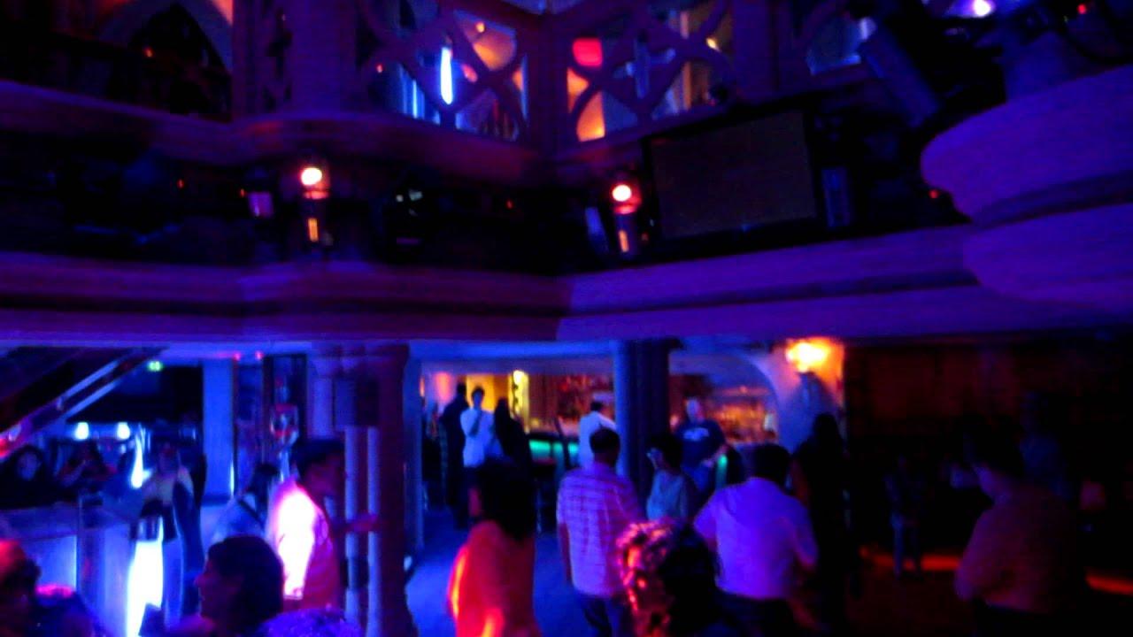 the chamber nightclub on the royal caribbean international