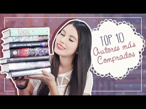 clau reads books top 10 mis autores m 225 s comprados clau reads books youtube 1963