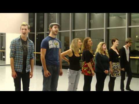 Seasons of Love - RENT (Rehearsals)
