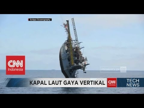 Kapal Ini Bukan Sedang Tenggelam, Tapi...