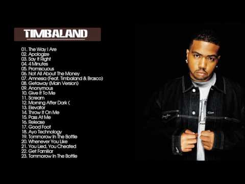 Timbaland Greatest Hits || Timbaland Best Songs
