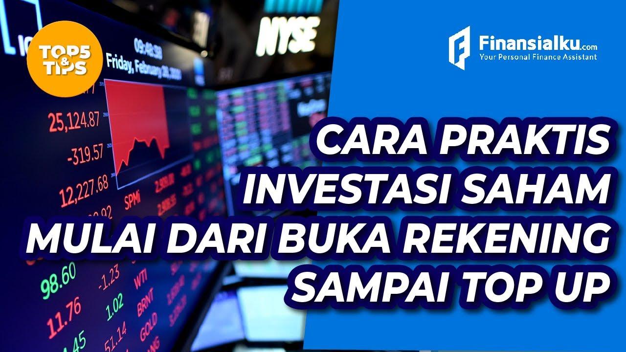 buka rekening saham dimana