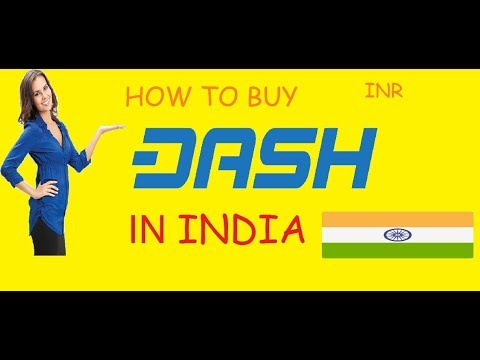 HOW TO BUY DASH COIN IN INDIA [ WITH INR ] MUST WATCH