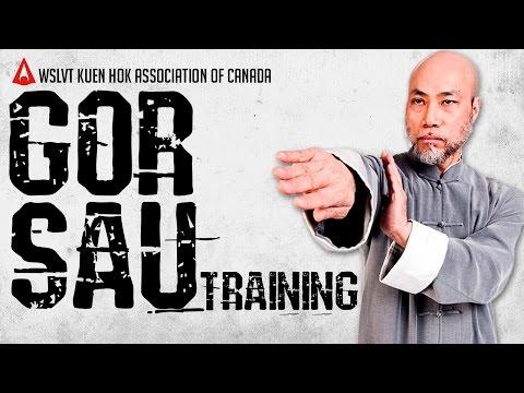 Sifu Cliff Au Yeung | WSL Ving Tsun | Gor Sau Training