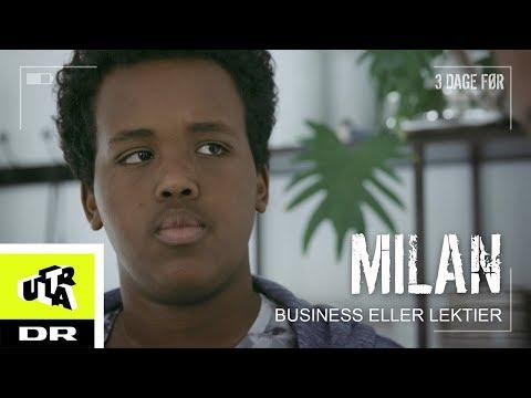 Milan - business eller lektier | Før Kolonien | Ultra