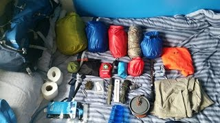 Gear for 7 day norway trip