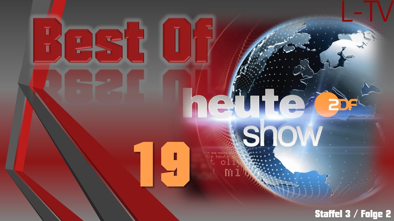Heute Show 24.05 19