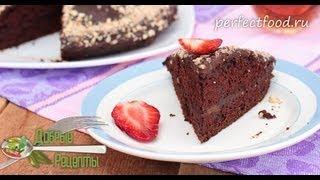 Шоколадный торт без яиц и молока - постный рецепт