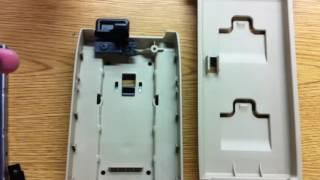 2004 2008 Acura TSX   Armrest Dissasambley Broken Clip Repair
