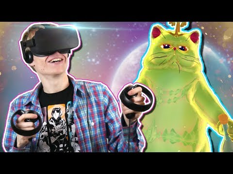 CATASTIC MUSIC EXPERIENCE IN VIRTUAL REALITY! | Chocolate VR (Oculus Touch Gameplay)