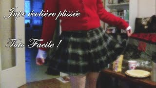 Lisez moi ~ Hellow, je vous présentes une nouvelle vidéo pour vous montrer comment je réalise une simple jupe plissée type écolière. J'espère que ce tuto ...