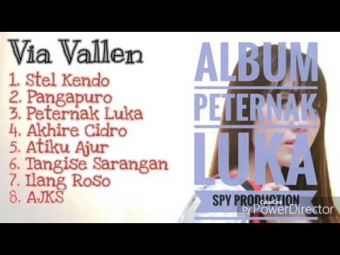 Via Vallen - Full Album Peternak Luka (update Juni 2017)