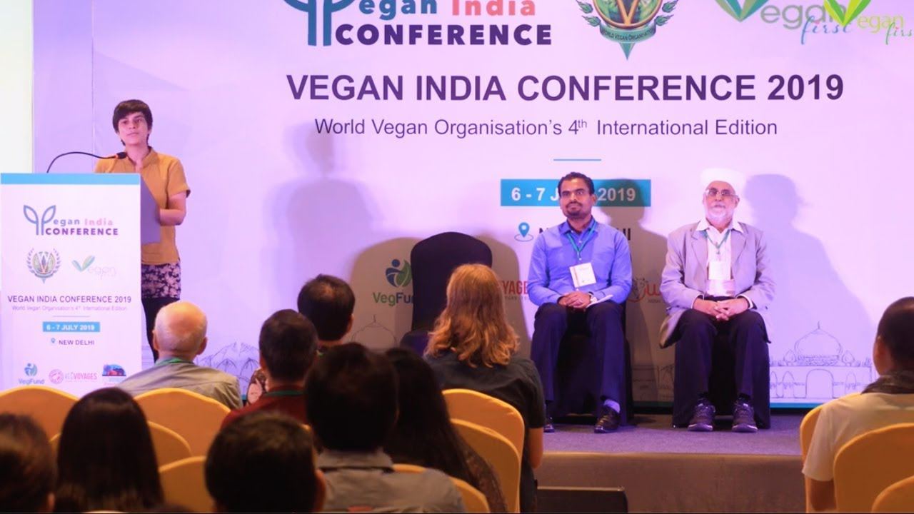 Effective Activism: Panel Discussion At The Vegan India Conference, 2019