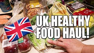 WHAT I EAT TO LOSE WEIGHT - UK WEEKLY FOOD HAUL | LoseitlikeLauren
