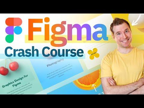Figma Crash Course 2021