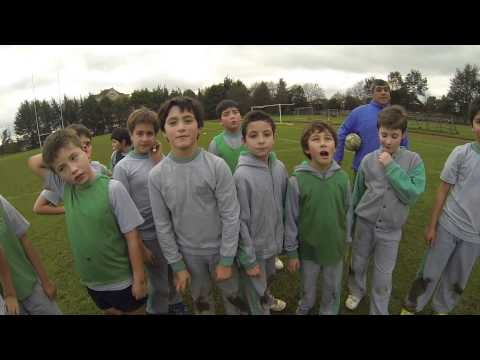 2nd Group 'Questioning' 3rd/4th Basico (U9s/U10s): The Greenhouse School, Temuco, Chile