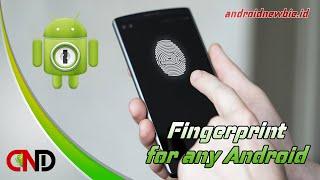 Video Screen lock tricks use fingerprints for all types of Android (No Root) download MP3, 3GP, MP4, WEBM, AVI, FLV Juli 2018