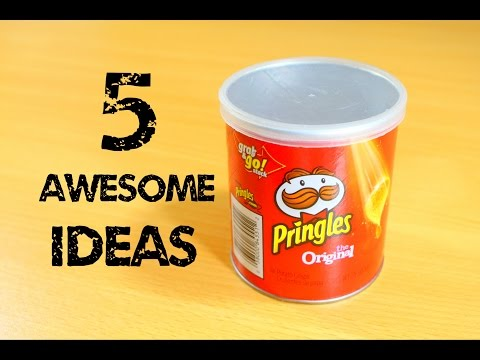 Thumbnail: 5 Awesome Ideas with Pringles