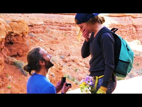 HE SAVED HER LIFE Then PROPOSED to Her!