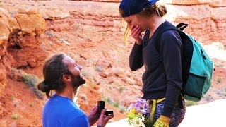 HE SAVED HER LIFE Then PROPOSED to Her! thumbnail