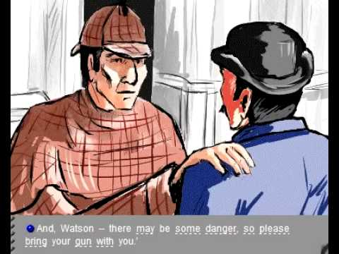 English Learning Audio Book, through picture, story   English subtitle 23