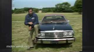 MotorWeek | Retro Review '83 AMC Concord