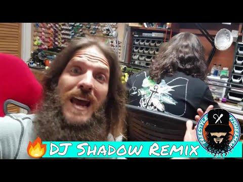 Adam J Smith FreestyleFisherman DJ Shadow