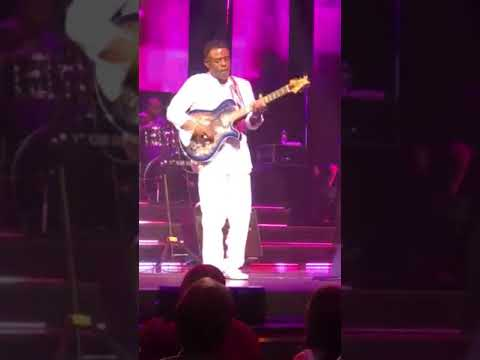 Norman Brown at 2018 Smooth Jazz Cruise... Awesome